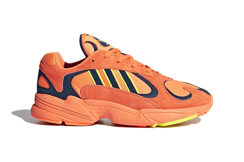 adidas Originals Yung 1 Orange Release Info Black YEEZY 700 Wave Runner