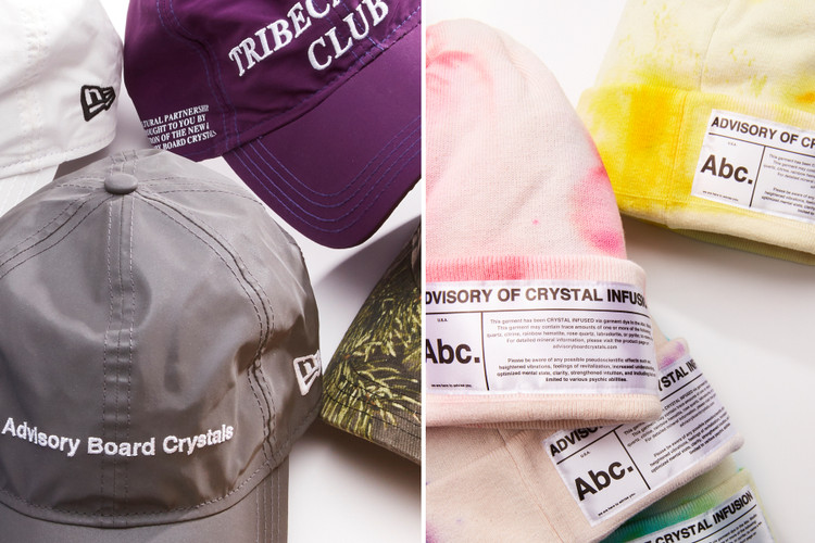 the best attitude 74761 ed0d9 Advisory Board Crystals Unveils New Era Collab for Patron of the New Pop-Up