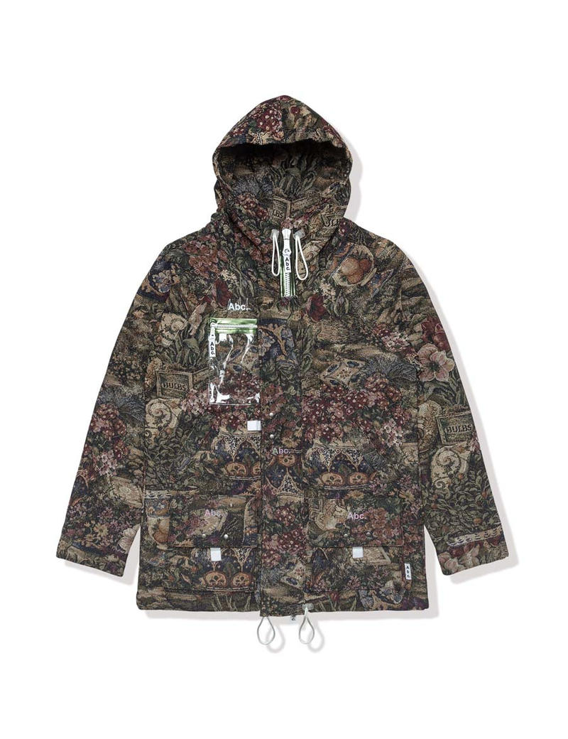 Advisory Board Crystals Study in Camouflage II Complete Look patron of the new capsule collection collaboration april 30 2018 drop release debut close info exclusive