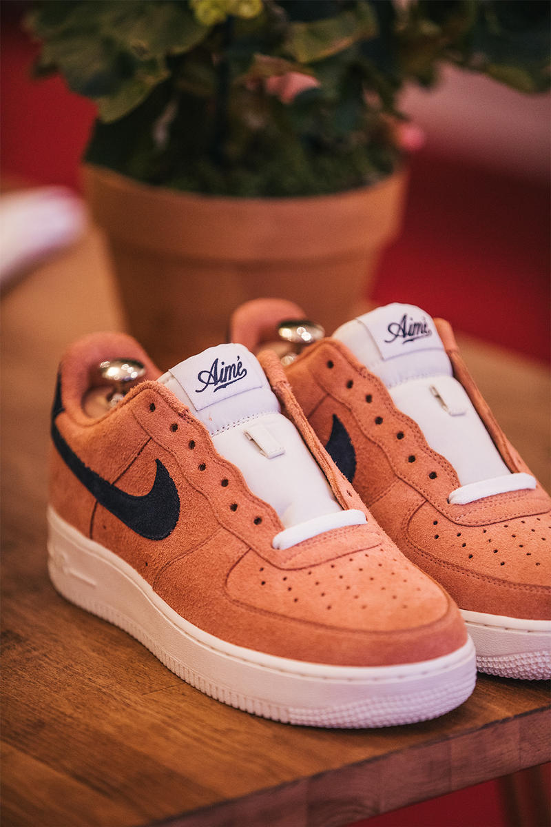 online store 7ed31 b379e Aime Leon Dore Bespoke Nike Air Force 1 Low spring summer 2018 release date  info drop