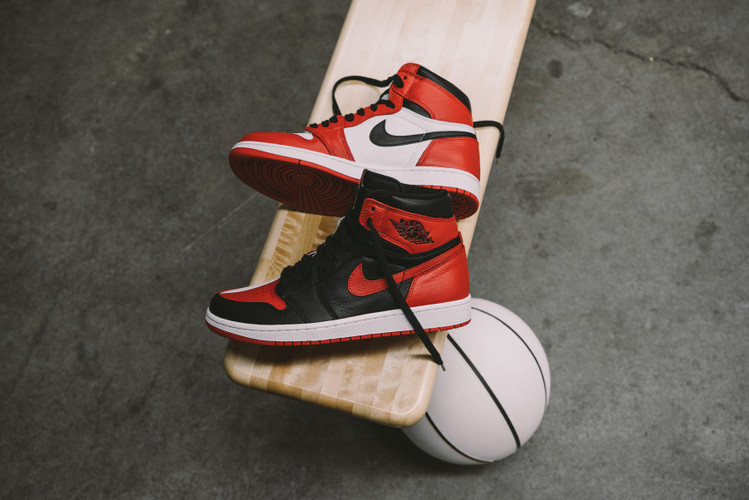 d1d9c5263b672f You Can Now Raffle for the Extremely Limited First Issue Air Jordan 1