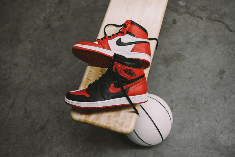official photos 032d2 91fc7 Air Jordan 1 Homage to Home 2,300 Pair Limited Release First Issue Version