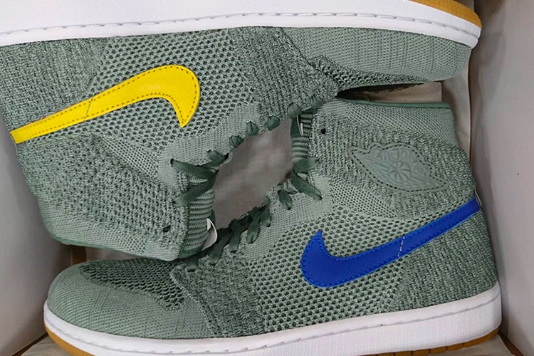7a3199c4f09c Take a First Look at the Air Jordan 1 Retro High Flyknit