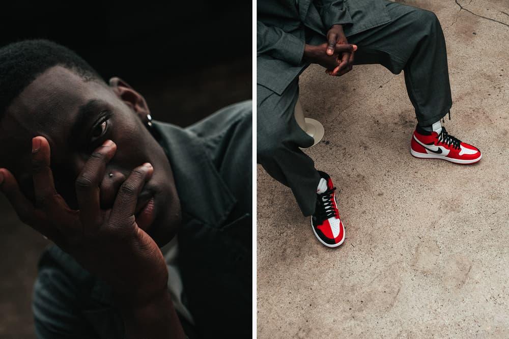Air Jordan 1 Retro High OG Homage to Home Notre Editorial spring summer 2018 ss18 Martine Rose Engineered Garments Gosha Rubchinskiy