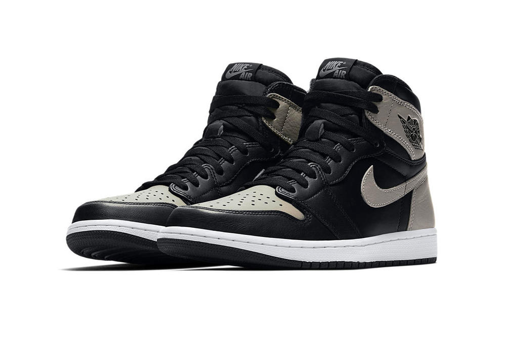 "Air Jordan 1 Retro High OG ""Shadow"" Release Date info price purchase stockists Jordan Brand Nike jumpman"