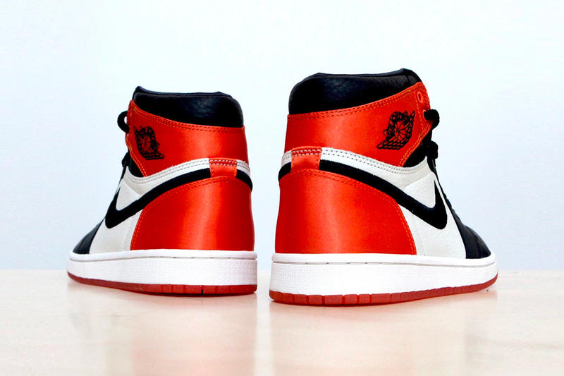 "Air Jordan 1 Retro High OG ""Satin Shattered Backboard"" Release Date info price purchase stockists Jordan Brand Nike jumpman"