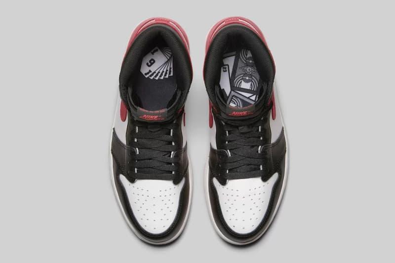 Air Jordan 1 Six Rings best hand in the game closer look jordan brand michael jordan