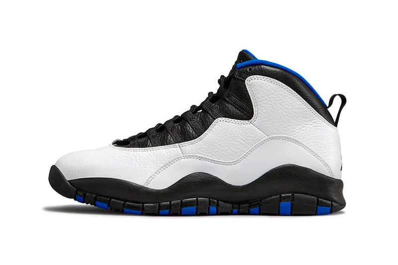 Air Jordan 10 Orlando 1995 City Series retro release date purchase price info sneaker jordan brand