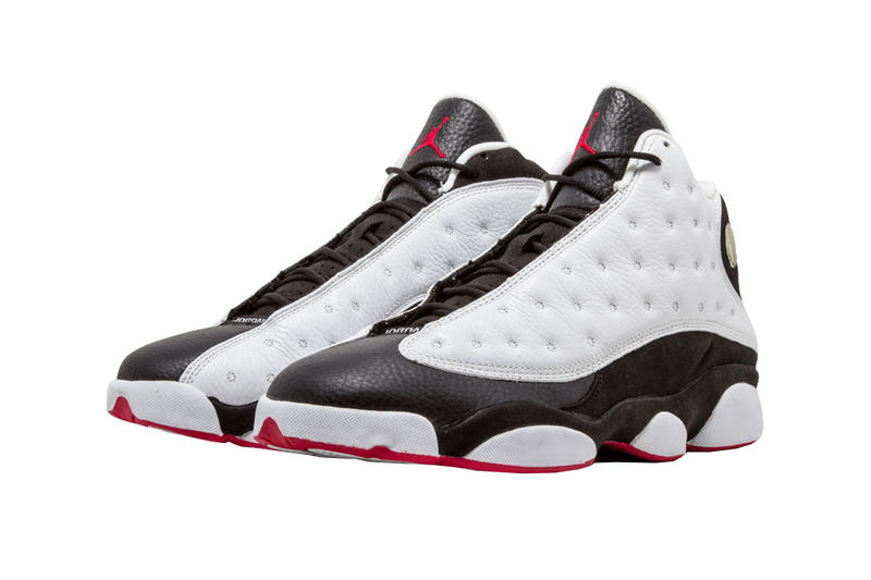 "Air Jordan 13 ""He Got Game"" 2018 Release Date White Colorway Kicks Shoes Trainers Sneakers Jordans Spike Lee Information Details News"