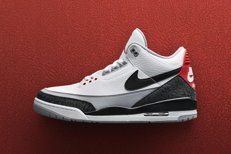 Air Jordan 3 Tinker Hatfield April 30 Birthday Release 2018 info drop sneakers shoes footwear SNKRS app