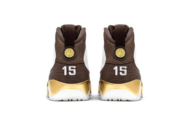 "Air Jordan 9 ""Melo"" Carmelo Anthony Syracuse University"