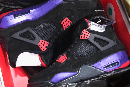 "Air Jordan 4 ""Raptors"" Supposedly Reveals Drake's Move to adidas"