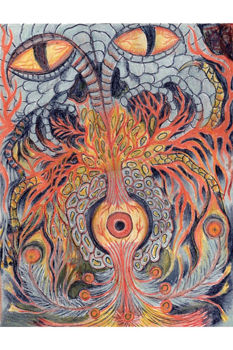 Alexander Heir Sacred Bones Books WARRR2K  2014-17 brooklyn launch book art illustration new york april may 2 2018