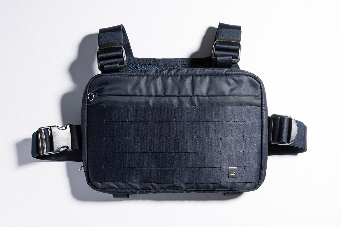 A Closer Look At ALYX's Chest Rig Bag | HYPEBEAST