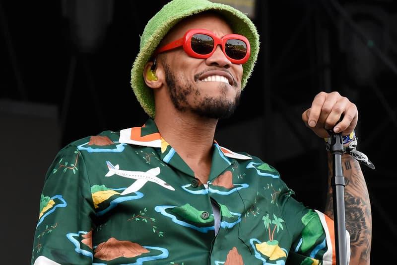 Anderson .Paak, Bruno Mars, Disclosure Nile Rodgers Studio