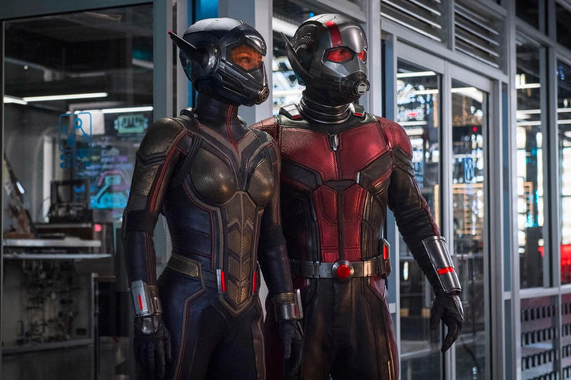 Ant-Man and the Wasp Latest Villain Revealed marvel studios Marvel's Cinematic Universe superhero Hannah John-Kamen ready player one actress woman paul rudd ghost
