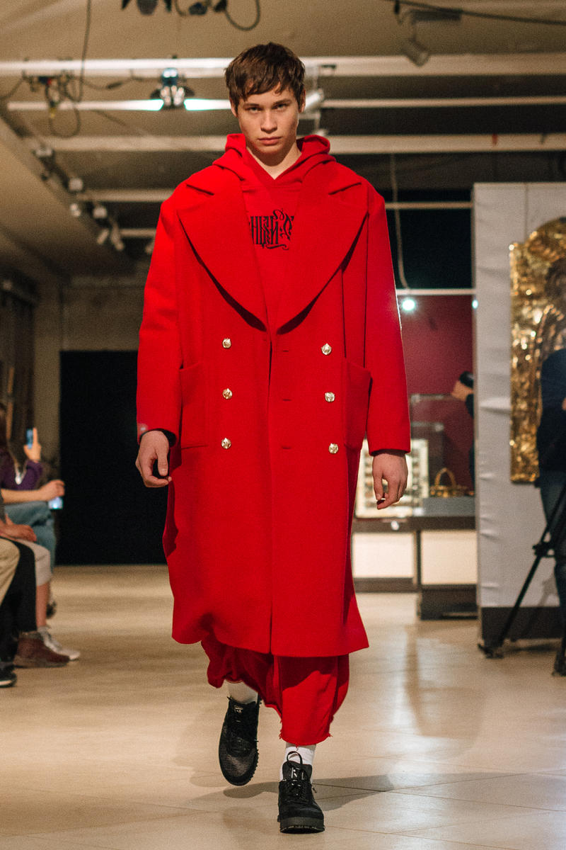 Anton Lisin Fall Winter 2018 Collection The Shining Moscow Fashion Week