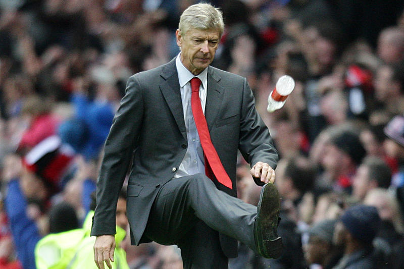 Arsène Wenger to Step Down as Arsenal Manager football english premier league