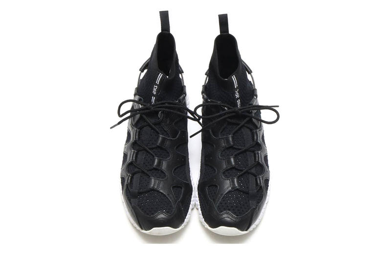 ASICS GEL-Mai Knit MT Sock First Look mid-top release date info price sneaker atmos black