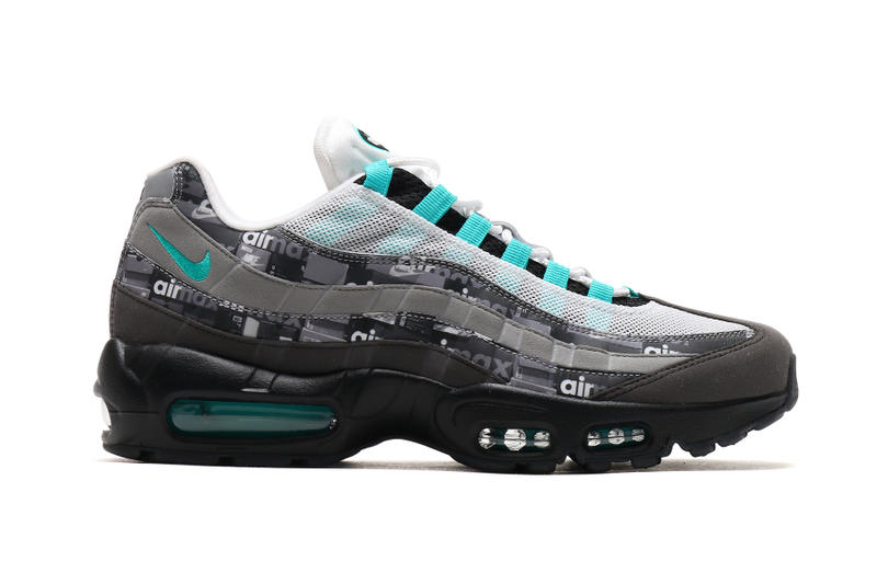 773c783bd6d05 atmos Nike Air Max 95 Jade WE LOVE NIKE Pack First Look Japan Exclusive  Shoebox