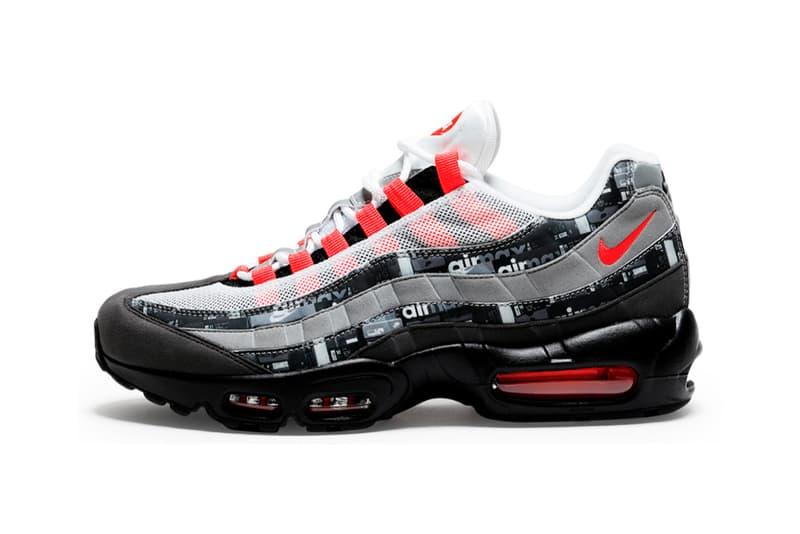 "atmos Nike Air Max ""WE LOVE NIKE"" Pack Full Look Blue Red 95 90 1"