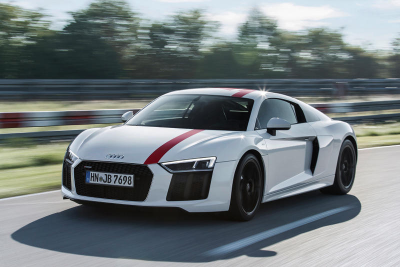 Audi To Release 999 Rear Wheel Drive R8s Hypebeast