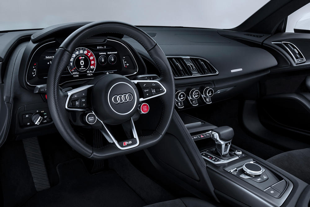 Audi R8 RWS Price Release Information Rear Wheel Drive Series Aluminium Frame $139,950 USD Price Limited 320 999 Models America
