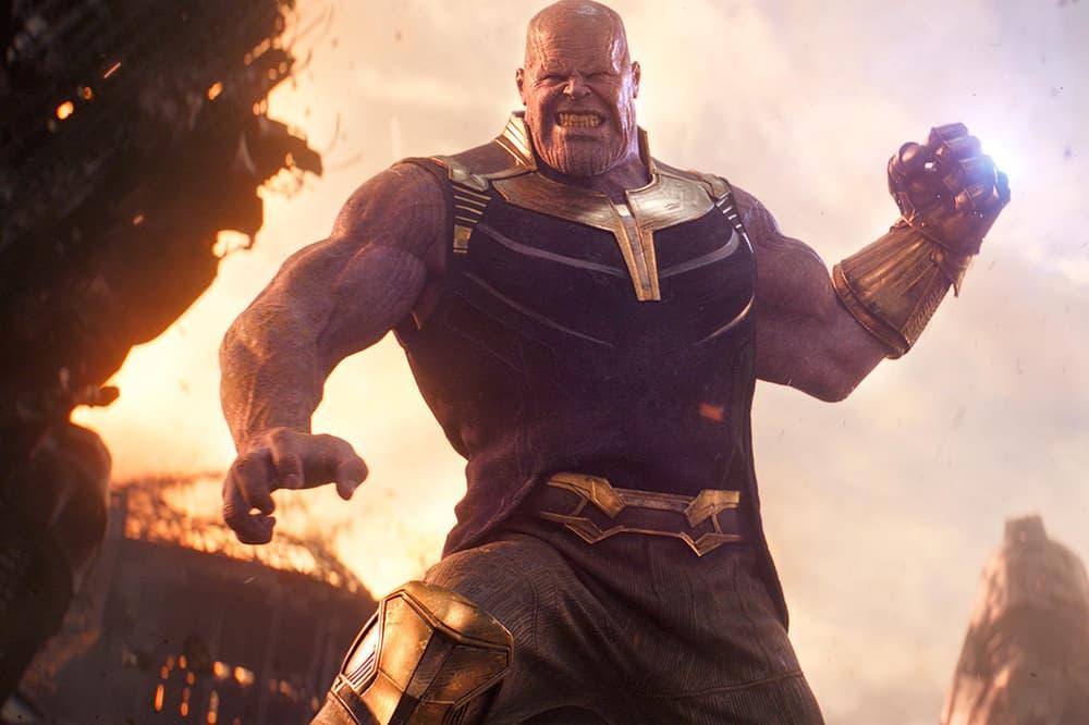 Avengers Infinity War Thanos Origin Story Marvel book