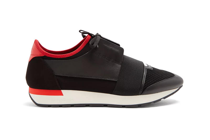 Balenciaga Race Runner Trainers Black release info purchase price footwear sneaker