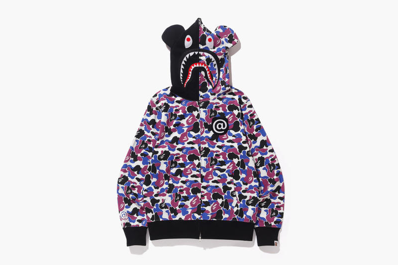 BAPE Hong Kong 12th Anniversary Capsule collection BEARBRICKS BE@RBRICKS
