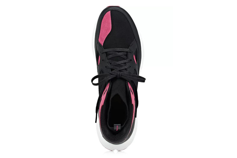 Brandblack Barneys New York Aura release info Black Pink Grey Navy Burgundy footwear sneakers
