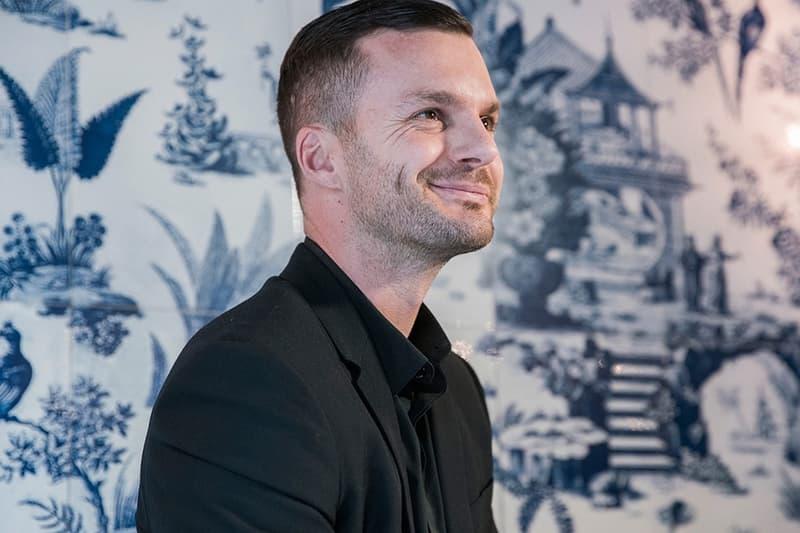 Berluti Kris Van Assche Artistic Director LVMH announcement dior homme