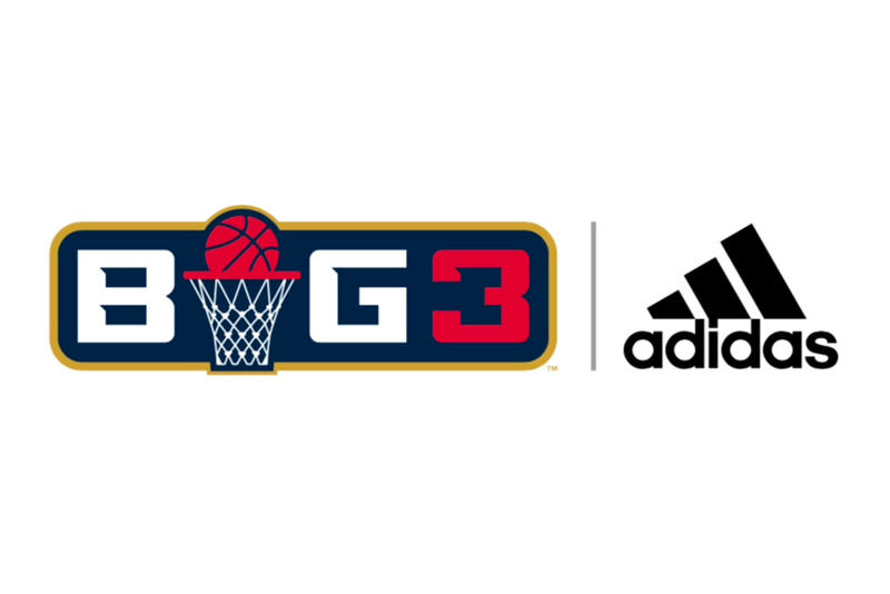 adidas BIG3 Multi-Year Sponsorship Deal basketball 3-on-3 league Ice Cube