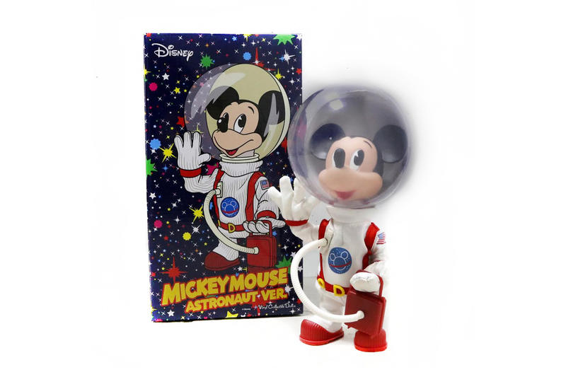 Billionaire Boys Club Medicom Toy Mickey Mouse Disney Toys Vintage Design Donald Duck Japan Pharrelll Williams BBC