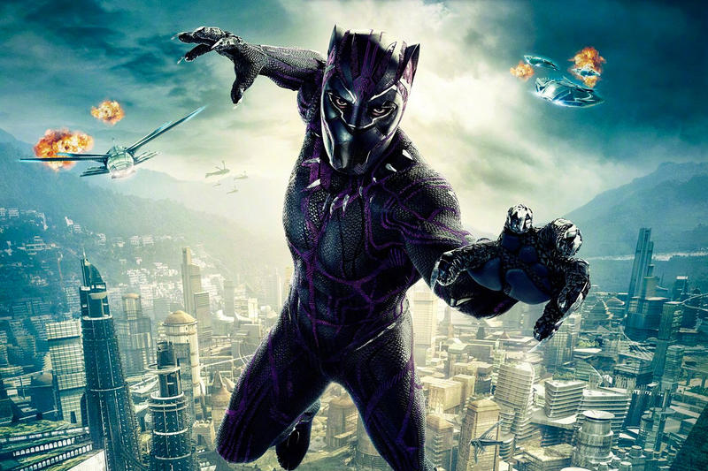 Black Panther Ticanic Gross Sales American Box Office record marvel disney