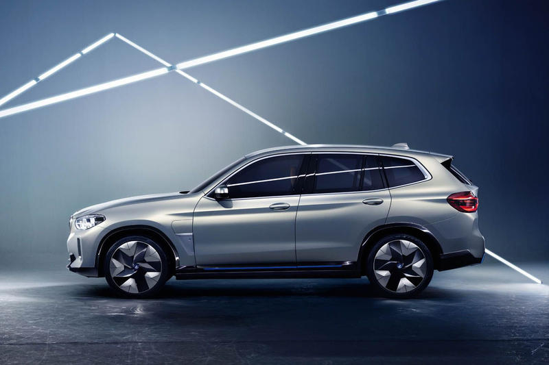 BMW Concept iX3 electric engine beijing auto show china 2018 2020 production suv