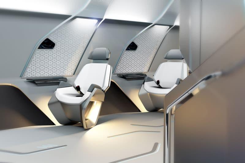 BMW Hyperloop Passenger Cabins