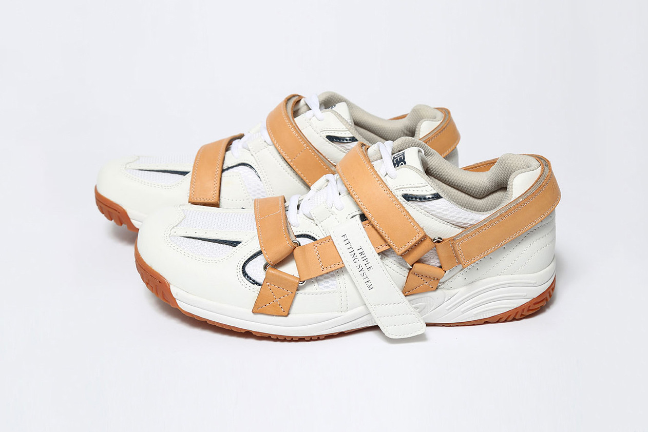Bodysong Spring/Summer 2018 Dad Shoes