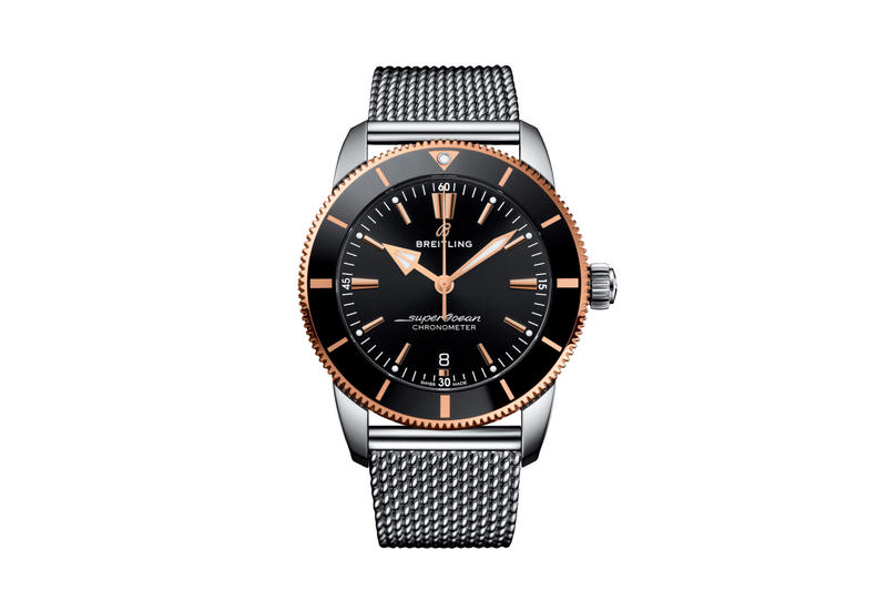 Breitling Superocean Heritage II Collection Models Watches Styles Timepiece Chronograph how to buy release details information