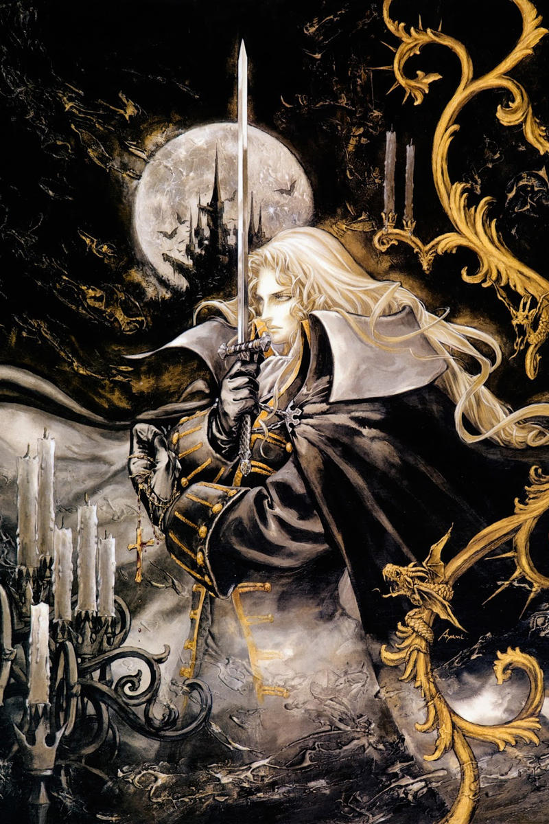 Castlevania Grimoire of Souls iOS game apple konami release date info drop debut premiere