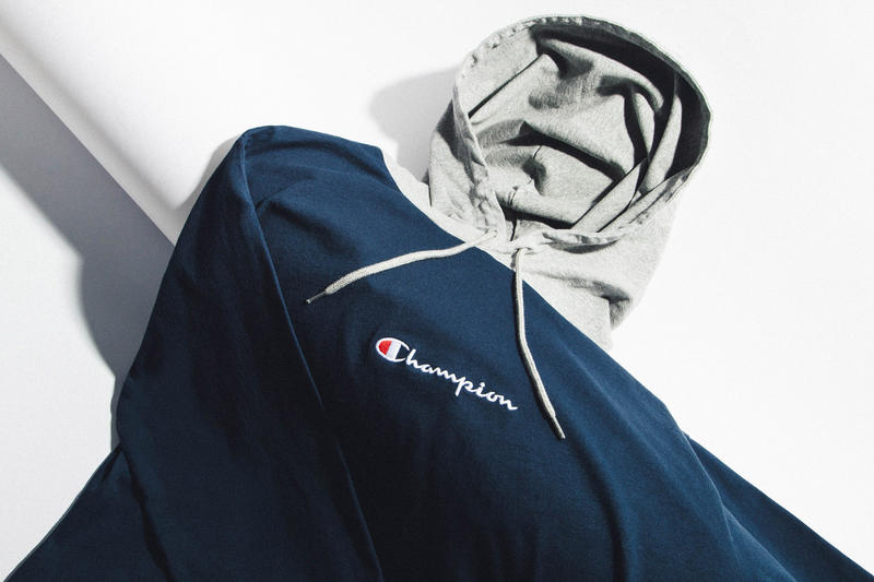 Champion Japan HBX Spring/Summer 2018 Athletic Varsity Sportswear Reverse Weave Hoodie Tracksuit Trackjacket Trackpants Release Details How to Buy Purchase Cop Information