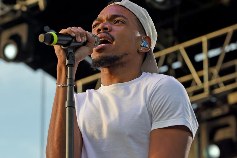 Chance the rapper birthday party $100,000 USD Social Works