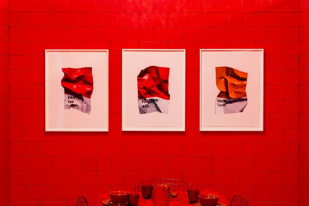 cj hendry monochrome exhibit artwork art drawings