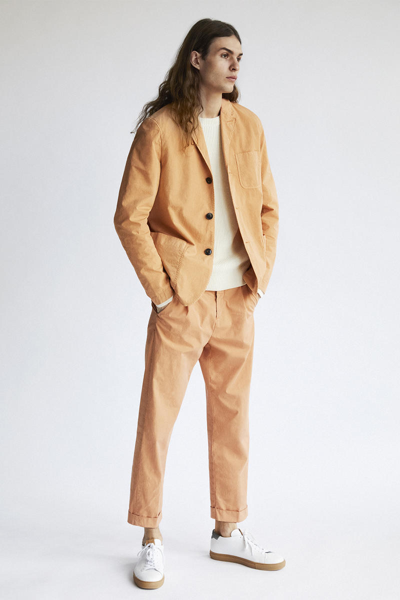 Closed UNITED ARROWS Spring Summer 2018 Collection collaboration release date info drop germany japan online jacket trouser chino