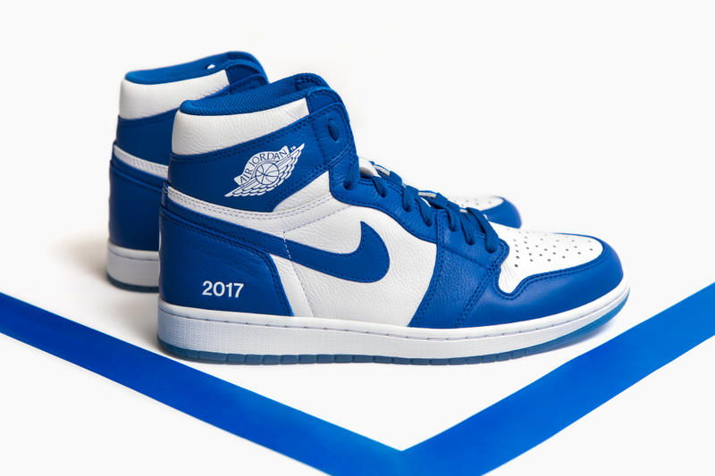 d56e4355994f71 Colette Air Jordan 1 Au Revoir Nike Jordan Brand Michael Jordan Sneakers  Kicks Colette Paris Rare