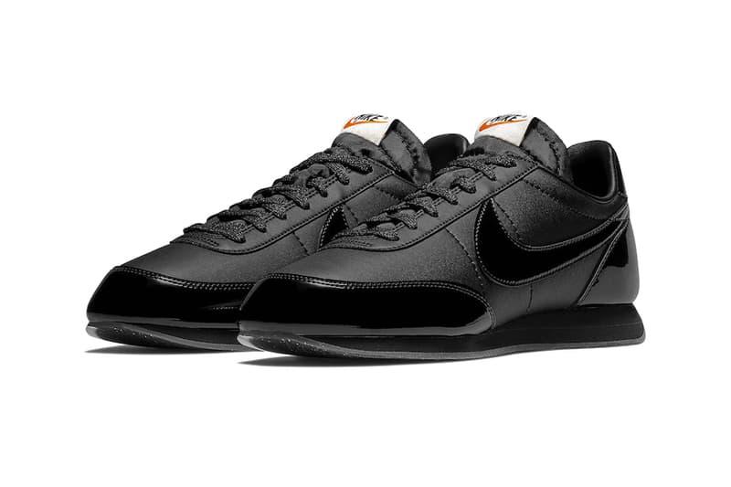 275f67e9035 COMME des GARÇONS Black Nike Night Track release info sneakers footwear
