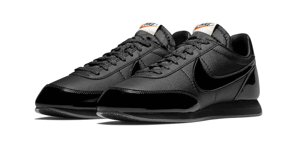 b0e925f7b9ecdd COMME des GARÇONS Black x Nike Night Track