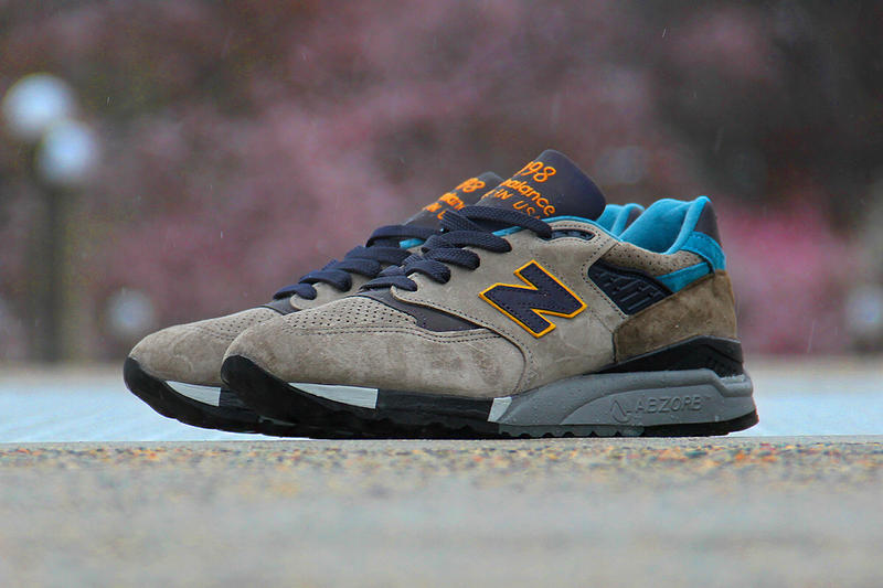 reputable site e8a2d 48ade Concepts x New Balance 998