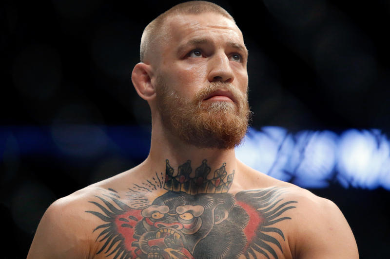 Conor McGregor Arrested Charged Assault UFC 223 Bus Attack