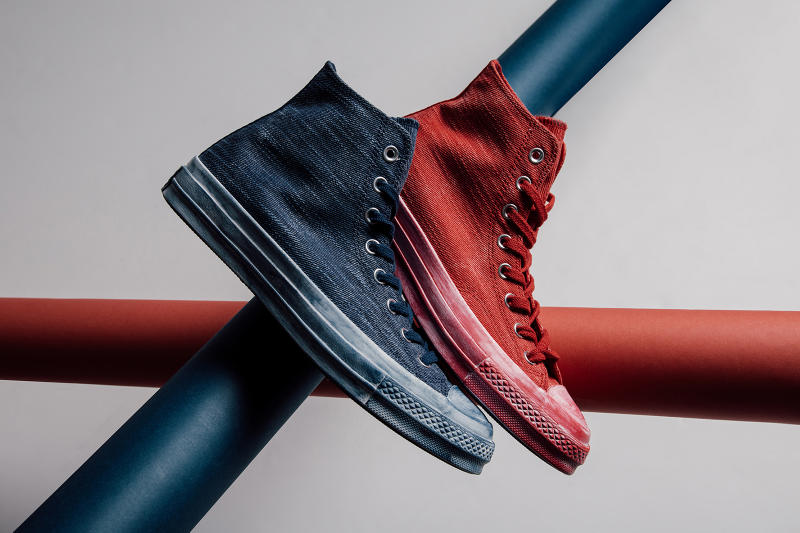 "d6d251245386 Navy or ""Gym Red""  Converse Chuck Taylor 70 Hi"